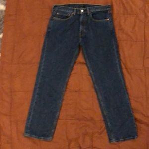 Levi's 505 W34 L30/Denim/Great Used Condition